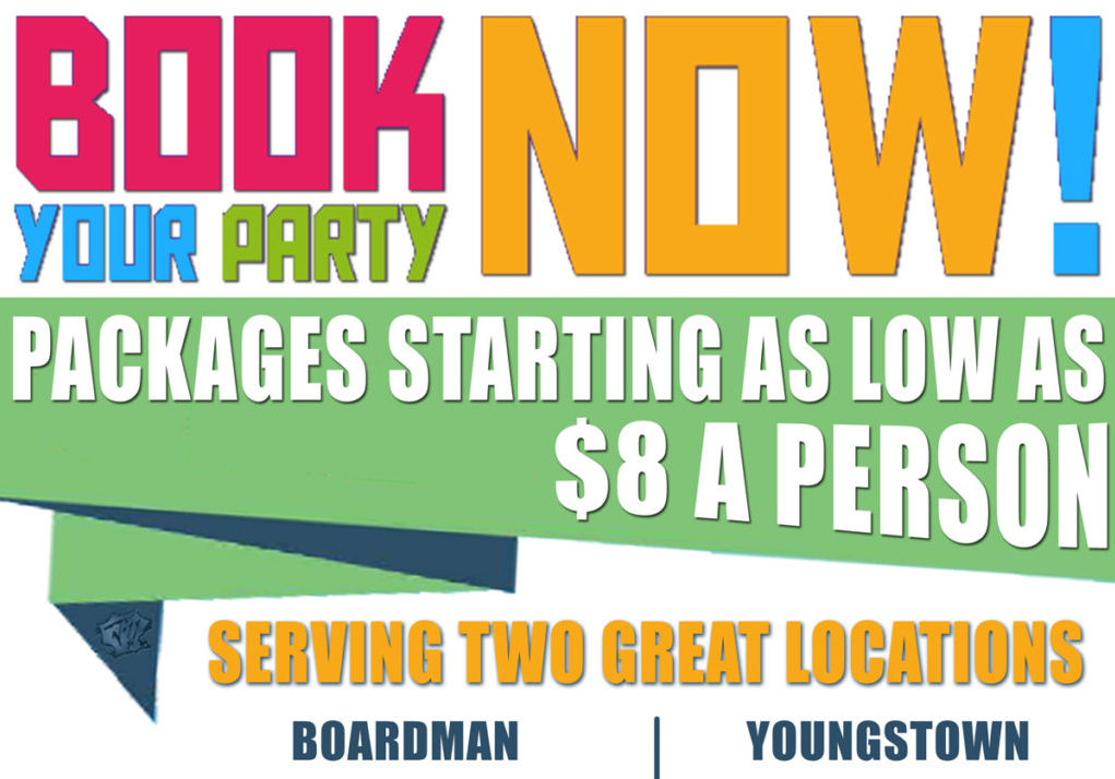 Book Your Party At Suzie's!